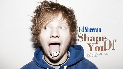 Ed Sheeran_Shape of you_guitar
